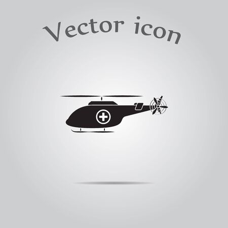 medics: Medical helicopter icon