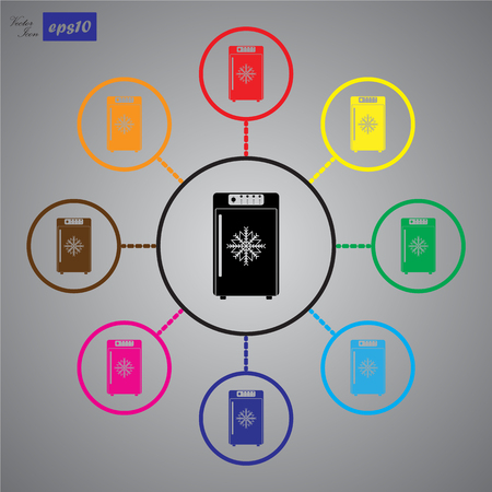 freezer: Freezer icon