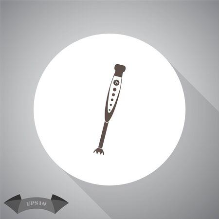 licuadora: Icono de Blender