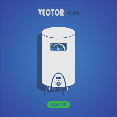 boiler: boiler icon Illustration
