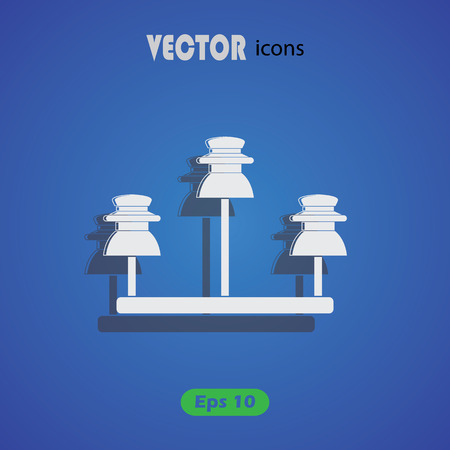 the insulator: high voltage electrical insulator