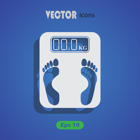 electronic: Electronic weighing machine Icon