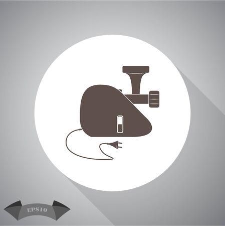 meat  grinder: Meat grinder icon