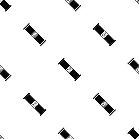 Electric fuse vector icon Ilustração