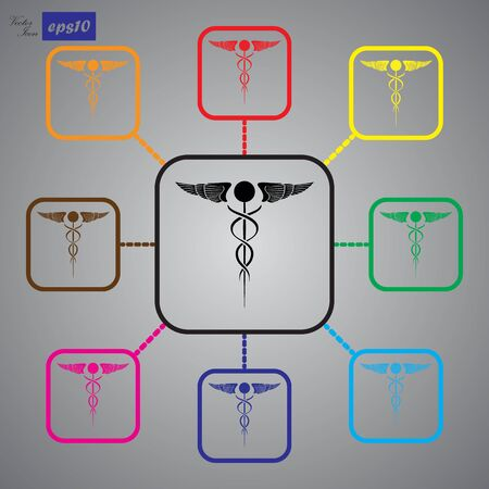 medical symbol: Medical symbol icon