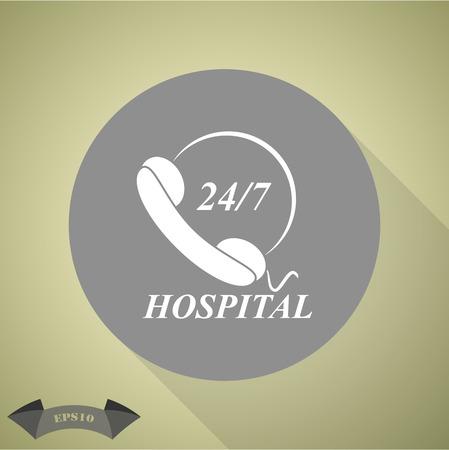 emergency icon: Support emergency icon