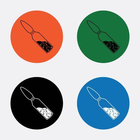 ampule: ampule icon