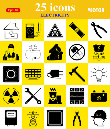 56660139 electricity 25 icons set for web and mobile?ver=6 303 fuse box cliparts, stock vector and royalty free fuse box fusebox sign in at fashall.co