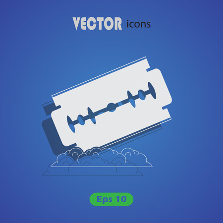 blade: drug blade vector icon