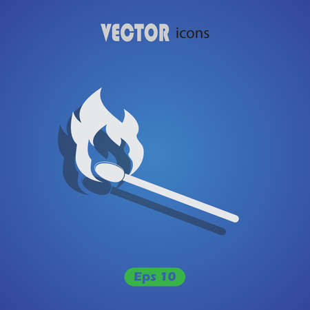 match: Match vector icon for web and mobile