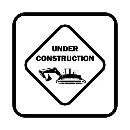 overhaul: Vector icon under construction,