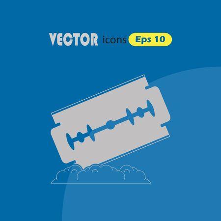 blade: drug blade vector icon