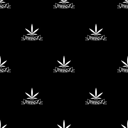 unlawful: marijuana leaf vector icon