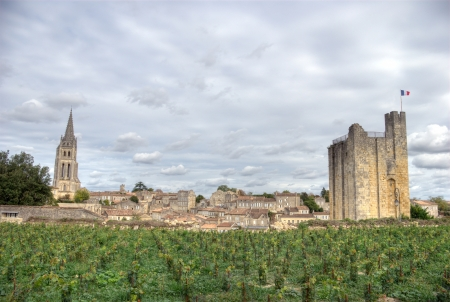 Saint-Emilion is one of the principal red wine areas of Bordeaux, the wines of Saint-Emilion are respected all over the planet.