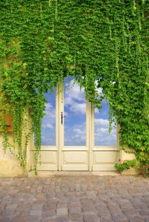 ccedil: Doorway to the sky