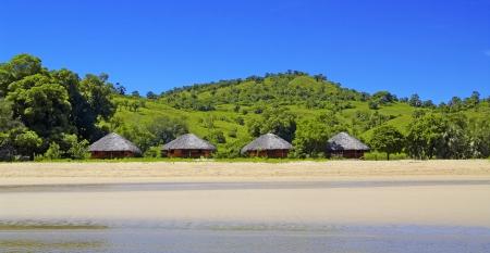 A paradise island situated on the west coast of Madagascar