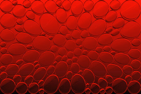 cellule: Abstract background. Red mineral texture. flat glass surface Stock Photo