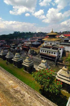 Pashupatinath in Kathmandu photo