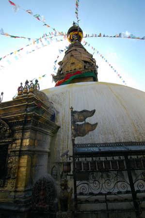 kathmandu: Swayambhunath Temple in Kathmandu