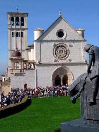 st  francis: St. Francis Assisi Church