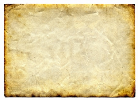 old dirty paper with space for text Stock Photo - 9380094