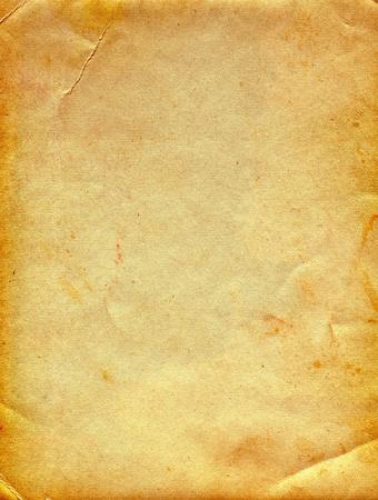 old macro: tama�o extremo grande de la textura antigua p�gina de papel