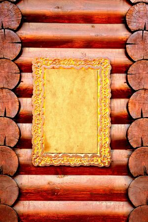 blank plate on the wooden background Stock Photo - 10355136