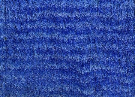 Closeups of Blue Velvet Texture photo