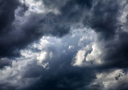 obscurity: Natural Dramatic Clouds Area Background