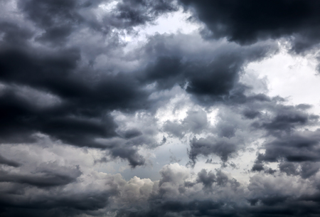 padding: Dark and Dramatic Storm Clouds Area Background