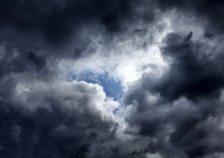 terrific: Dramatic Storm Clouds Area Background with Sunlight
