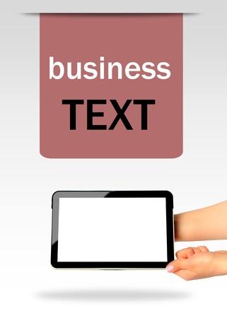 Presentazione Con Tablet Pc