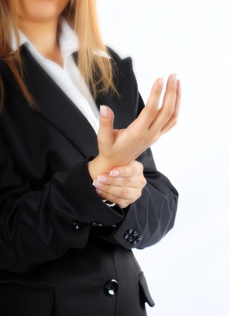 human wrist: wrist pain