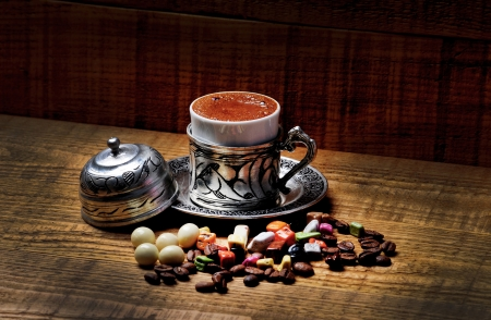 Turkihs Coffee photo