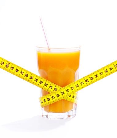La dieta con succo di frutta