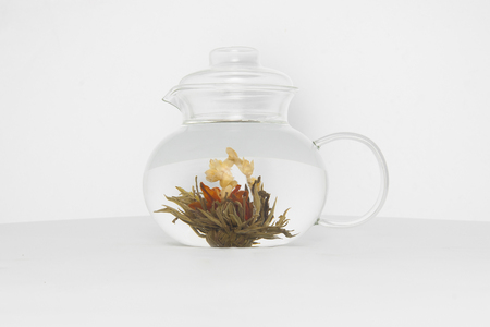 Blooming Tea Pot