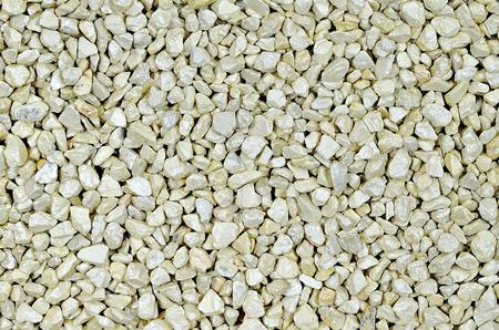 gravelly: close up of beige pebbles, macro, full frame, horizontal, full frame