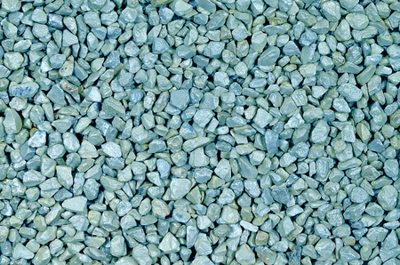 gravelly: close up of light blue pebbles, macro, full frame, horizontal,  full frame