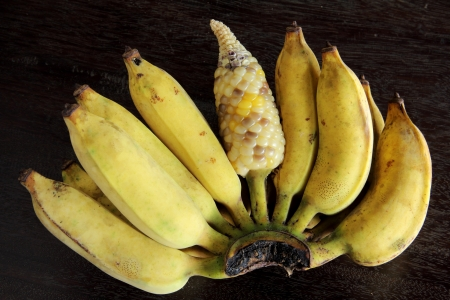 recombinant: one corn in the Banana group