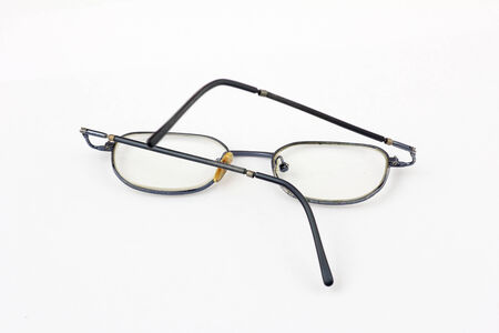 old bent glasses not work