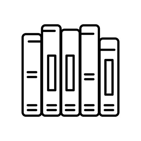 Resultado de imagem para books icon outline