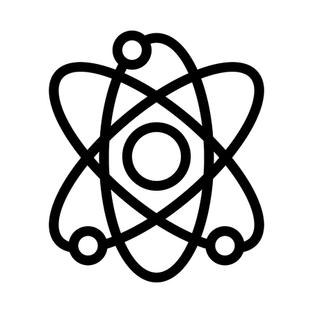 Atom icon.