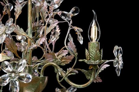 Kronleuchter Mit Blumen ~ Kronleuchter für das innere des wohnzimmers oder der küche