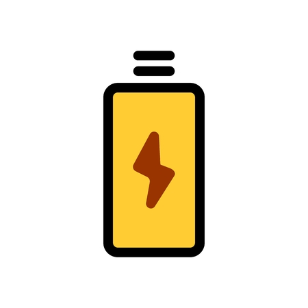 tin packaging: energy drink icon isolated on background. Modern flat pictogram, business, marketing, internet concept. eps 10