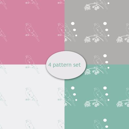 bullfinch: bullfinch pattern set