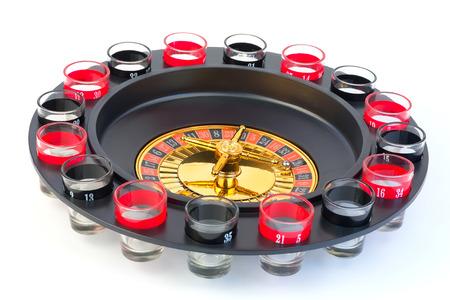 ruleta casino: ruleta del casino de juego aislado fondo blanco selectivo enfoque suave Foto de archivo