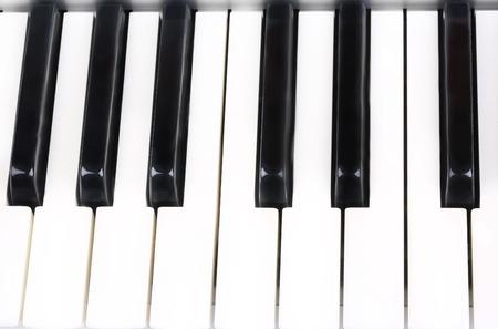 pianoforte: piano keys musical background