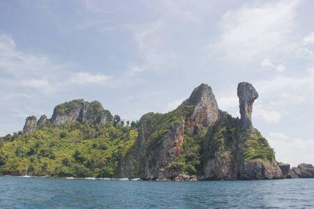 Chicken Island,Krabi Province,Thailand