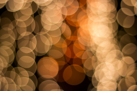 Holiday bokeh light. Abstract Christmas background Stock Photo