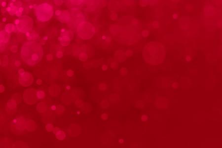赤の抽象的な背景のボケ味